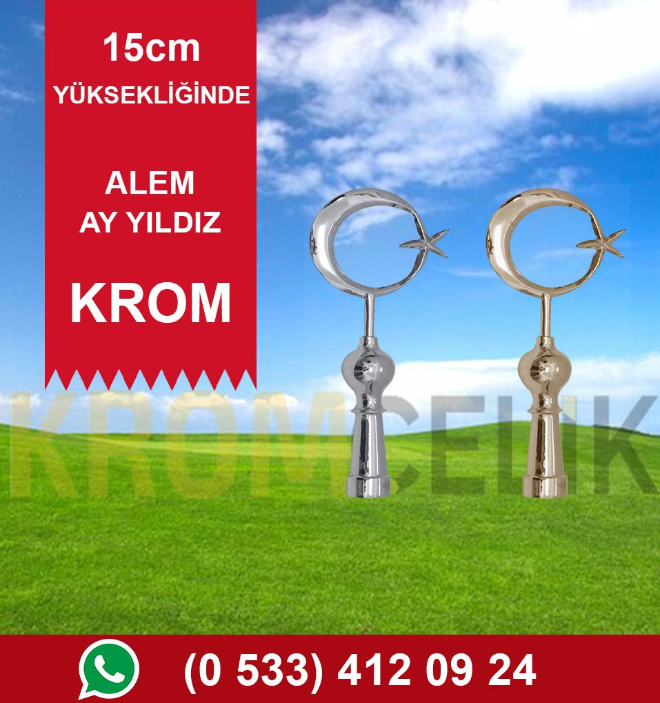 Krom Alem Ay Yıldız