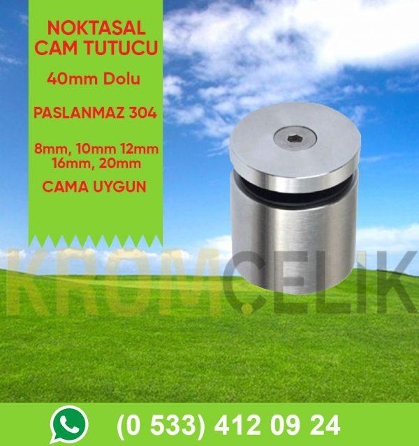 Noktasal Cam Tutucu